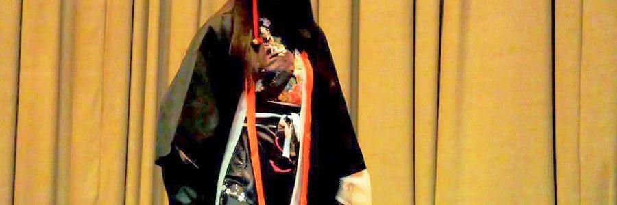九尾の狐の化身【黒妖姫 (こくようき)】